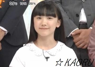 芦田愛菜_めざましテレビ12